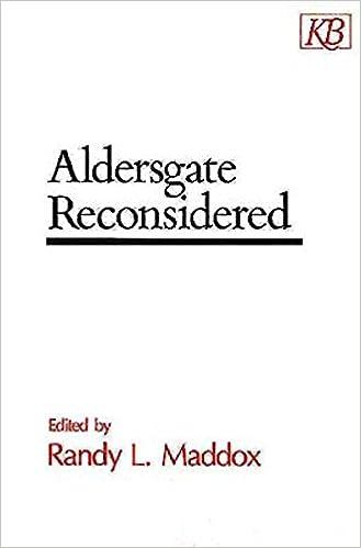 Download Aldersgate Reconsidered PDF, azw (Kindle)