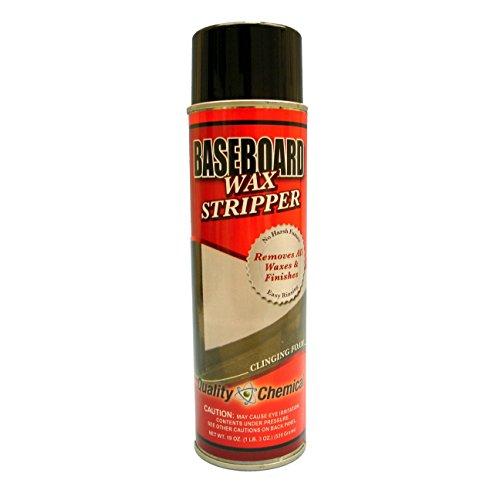 Baseboard Wax Stripper - 12 cans