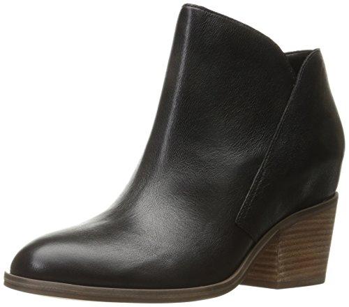 Jessica Simpson Women's Tandra Ankle Bootie, Black, 7.5 M US