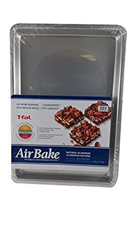 Airbake Jelly Roll Deep Baking Dish, 15.5 X 10.50 X 1.13 - Stainless Steel Jelly Roll
