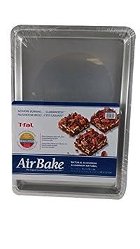 Airbake Jelly Roll Deep Baking Dish, 15.5 X 10.50 X 1.13 WearEver 08605 08605PA