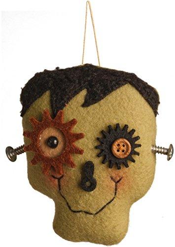 Plush Frankie Frankenstein Ornament Party D?cor Decoration]()