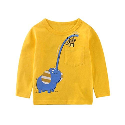 Yellow Long Sleeved Shirt - 9