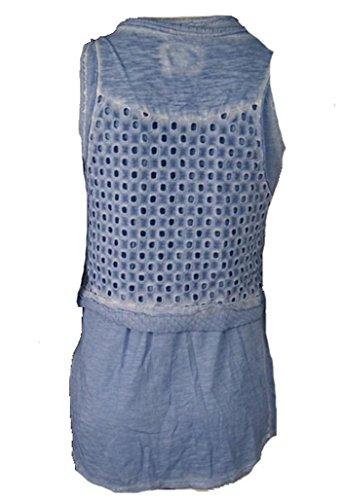Yerse - Camiseta sin mangas - para mujer