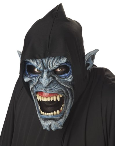 California Costumes Men's Night Stalker Mask,Assorted,One