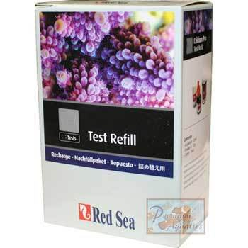 Red Sea RCP High Accuracy Calcium Test Kit Reagent Refill 75 Tests ()