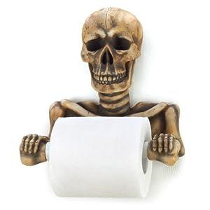 gifts u0026 decor halloween toilet paper holder