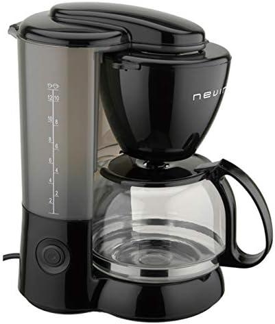 Nevir NVR 1129CM Cafetera goteo, 12 tazas, 14 Cups: Amazon.es: Hogar