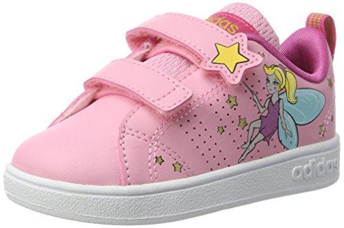 Vs InfScarpe per Advantage Clean unisex rosarossuarossuarosa bambini Adidas Cmf XN80PkOnw