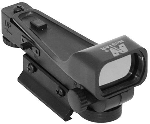 NcStar Tippmann Red Dot Reflex Sight/ Weaver Base (DP)