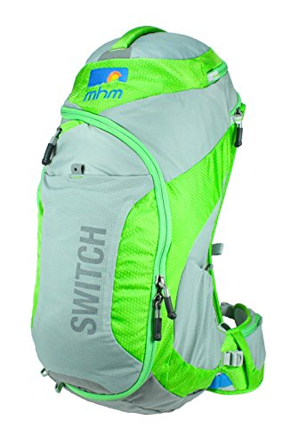 MHM Switch Backpack, 24 L, Hyper Lime