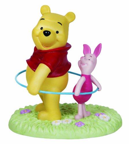 Precious Moments, Disney Showcase Collection, You re A Hoola-ta Fun, Bisque Porcelain Figurine, 141703