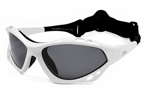 Seaspecs White Extreme Sports Sunglasses product image