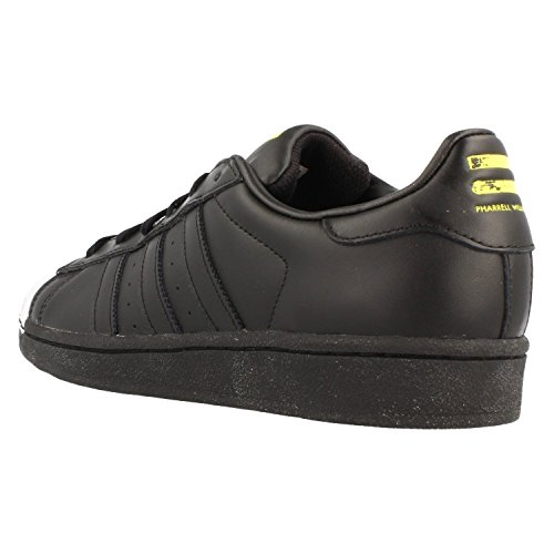 S83360 YELLOW CBLACK Hombre Superstar Zapatillas CBLACK para Supershell Pharrell adidas qZSnzvw