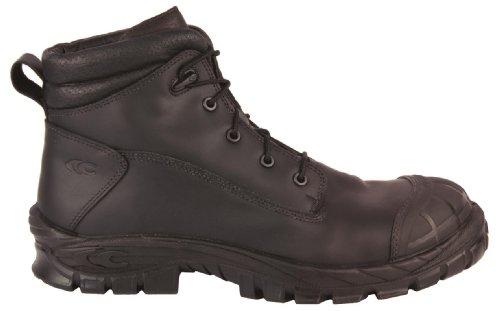 Cofra 13081-000.W43 Njord S3 SRC Chaussures de sécurité Taille 43 Noir