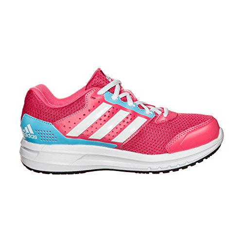 Rose Duramo Bright adidas Femme Entrainement Super Cyan Running Rosa de White Chaussures Pink 7 87w67d