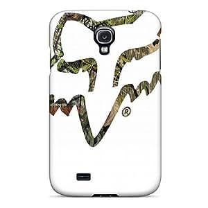 Samsung Galaxy S4 AAu4983lguu Unique Design HD Camo Fox Racing Skin Perfect Hard Phone Covers -IanJoeyPatricia