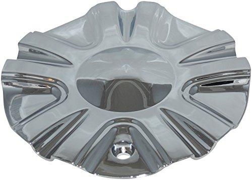 Aftermarket DEVINO Lethal 644 DV0644-TRUCK-CAP LG0603-49 Wheel Rim Center Cap NO Logo