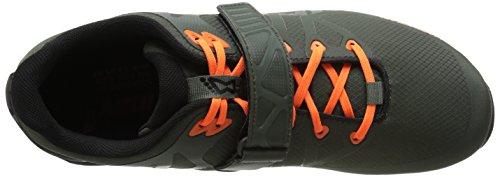Inov-8 Mensen Fastlift 335 Gewichthefbenodigdheden Shoe Tijm / Zwart / Oranje