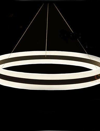 DXZMBDM® 80W Zeitgenössisch LED Andere Acryl PendelleuchtenWohnzimmer / Schlafzimmer / Esszimmer / Studierzimmer/Büro / Kinderzimmer / Spielraum / , white-90-240v