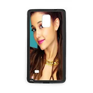 Personalized Creative Ariana Grande For Samsung Galaxy Note 4 N9100 LOSQ742636