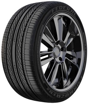 Federal Tire Couragia MT 35X12.50R17E OWL