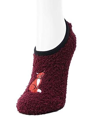 MeMoi Toasty Bootie Slippers - Cute Cozy Warm Squishy Winter Socks