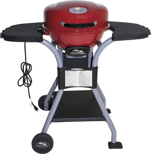 Amazon Com Masterbuilt Electric Patio Grill Red Patio