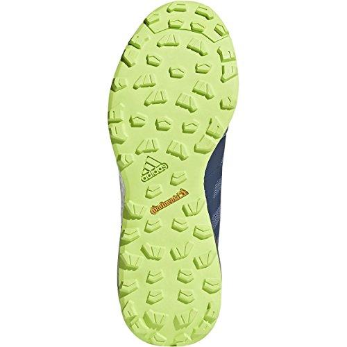 Adidas Outdoor Mens Terrex Agravic Scarpe Acciaio Grezzo, Acciaio Grezzo, Col. Marina Militare