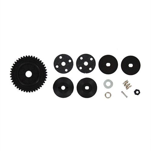 Redcat Racing Spur Gear/Spring/Nylon-Lock Nut Same as BS904-012