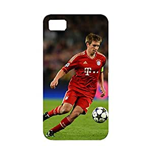 Cool Design Players Pattern FC Bayern Munich Phone Case Refined Hard Skin Protective Cover For Blackberry Z10 Philipp Lahm