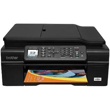 Amazon.com: Brother Printer MFCJ450 Impresora a color ...