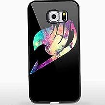 Fairy Tail logo for Iphone and Samsung Galaxy Case (Samsung Galaxy S6 Edge black)