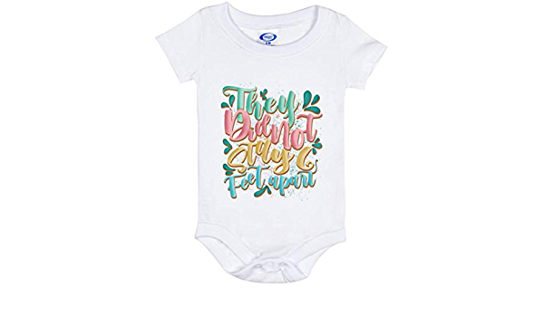 They Did Not Stay Six Feet Apart Onesie//Bodysuit Baby Romper