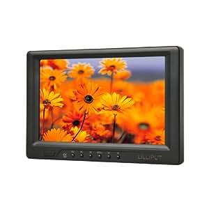 Lilliput Monitor 669GL-70NP/C 7 pulgadas Pantalla LCD con Entrada HDMI VGA DVI para Cámara Réflex Digital