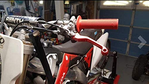 FXCNC Racing CNC Aluminum Dirt Bike Pivot Brake Clutch Levers Set for Honda CRF250R CRF250R CRF 250R CRF250 R 2007 2008 2009 2010 2011 2012 2013 2014 2015 2016 2017 2018 2019