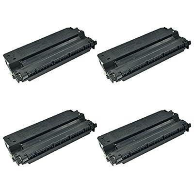 SuperInk 4 Pack Compatible For Canon E40/E30/E31/E16/E20 (1491A002AA) Black Toner Cartridge For Canon PC-420, PC-425, PC-428, PC-430 Copy Machines
