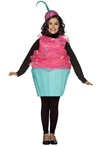 Rasta Imposta Cupcake Costume, 7-10 Years
