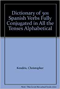 501 spanish verbs book pdf