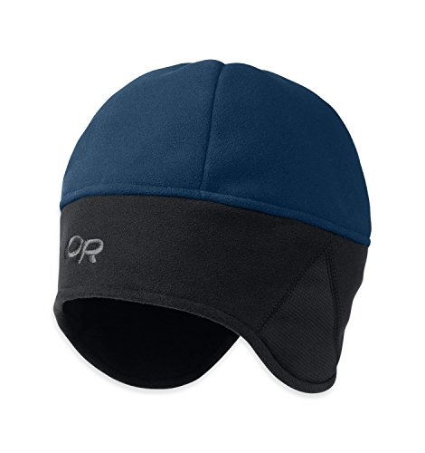 Outdoor Research Wind Warrior Hat, Abyss/Black, Small/Medium