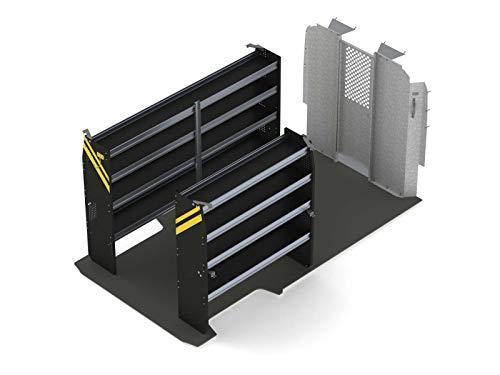 "Ranger Design Contractor Van Shelving Package, RAM ProMaster, 159"" WB – ()"