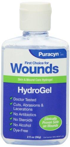 UPC 852009002482, Puracyn OTC Wound and Skin Hydrogel, 2 Ounce