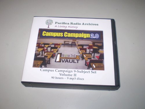 From the Vault to the Classroom - Campus Campaign 9-subject CDs - Volume 2
