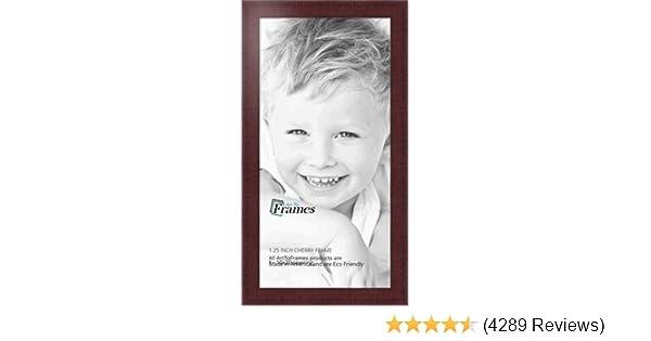 ArtToFrames 22x12.5 Picture Frame 1.25 Espresso