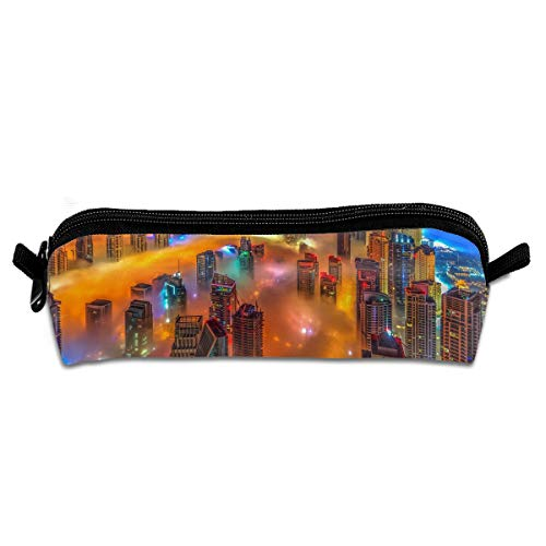 KutLong Dubai UAE Student Pencil Pen Case Zipper Pouch, used for sale  Delivered anywhere in USA
