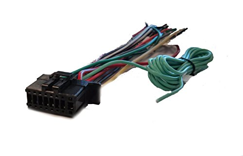 41bLKDEVDWL amazon com pioneer wire harness for sph da210 sph da100 sph da200 sph-da100 wiring harness at couponss.co