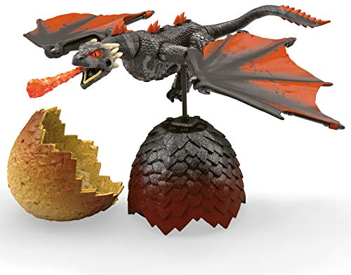 Mega Brands GMN99 Game of Thrones: Drogon Building Set - Mega Construx, Multicolor from Mega Brands