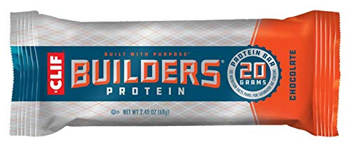 Clif Builder's Bar Chocolate - 12 Bars by CLIF