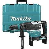 Makita XRH07ZKU 18V x2 LXT Lithium-Ion (36V) Brushless Cordless 1-9/16 inch Advanced AVT Rotary Hammer  Accepts Sds-Max Bits  Aws  Tool Only