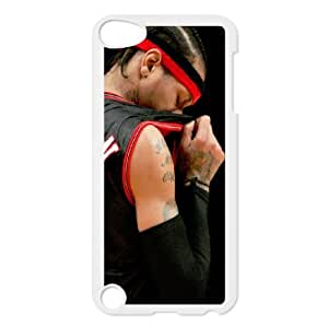 High Quality Phone Case FOR Ipod Touch 5 -Onshop Custom Allen Iverson Pattern Phone Case Laser Technology-LiuWeiTing Store Case 4